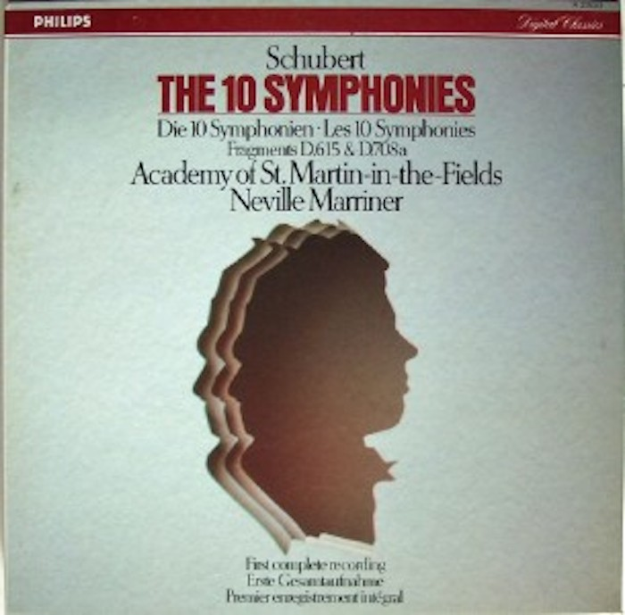 The 10 Symphonies