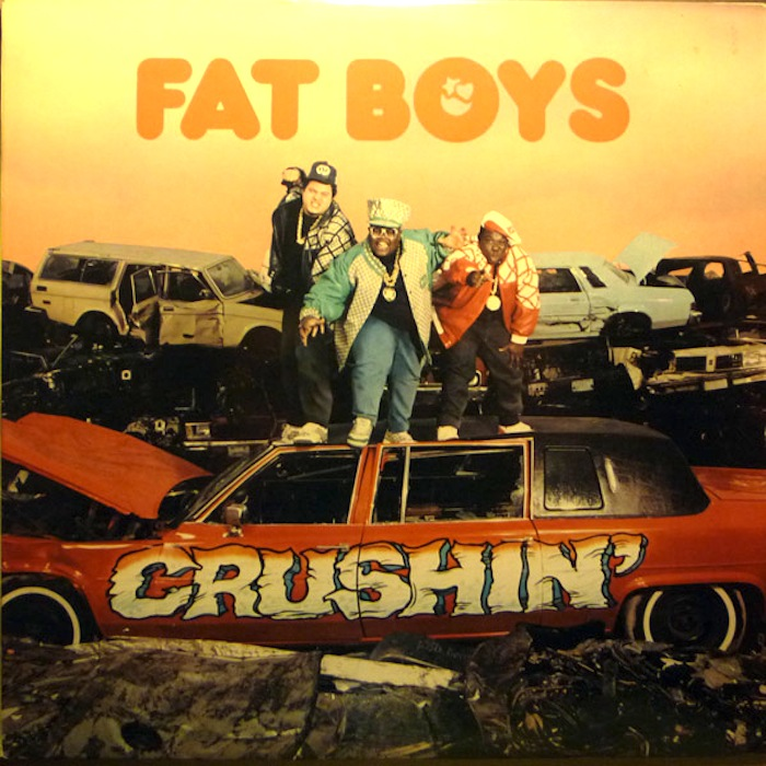 Fat Boys - Crushin' CD