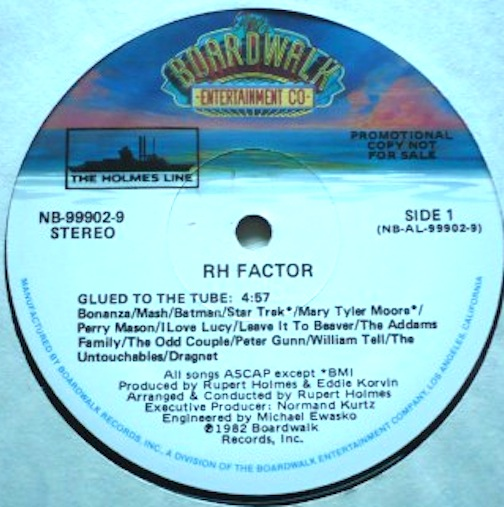 Rh Factor Records Lps Vinyl And Cds Musicstack