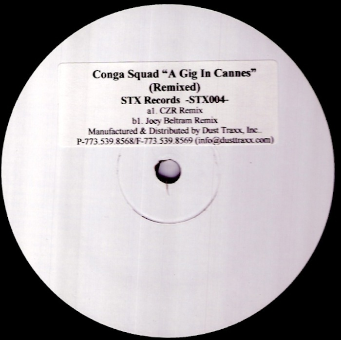 Conga Squad - Initialize Sequence EP