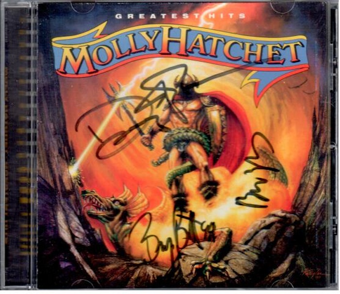 Molly Hatchet - Greatest Hits Record