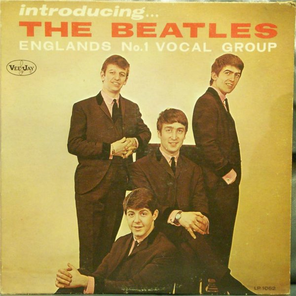Beatles - Introducing The Beatles Single