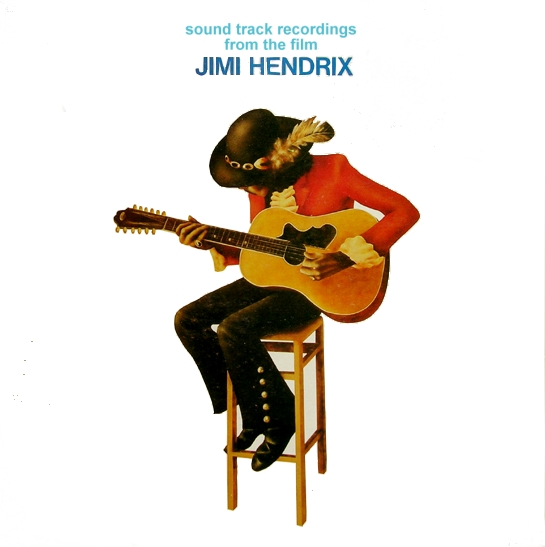 Hendrix, Jimi - Soundtrack To The Film Jimi Hendrix