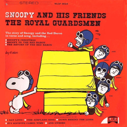 Royal Guardsmen - Snoopy & His Friends