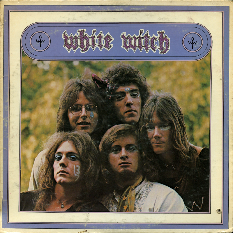 White Witch - White Witch Album