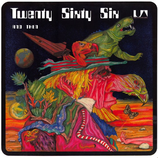 Twenty Sixty Six & Then - Reflections On The Future Record