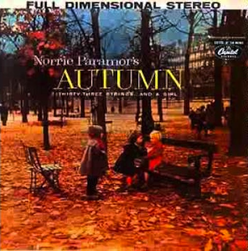 PARAMOR, NORRIE - Autumn - LP