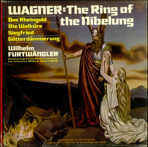 Furtwangler, Wilhelm - Wagner: The Ring Of Nibelung (complete)