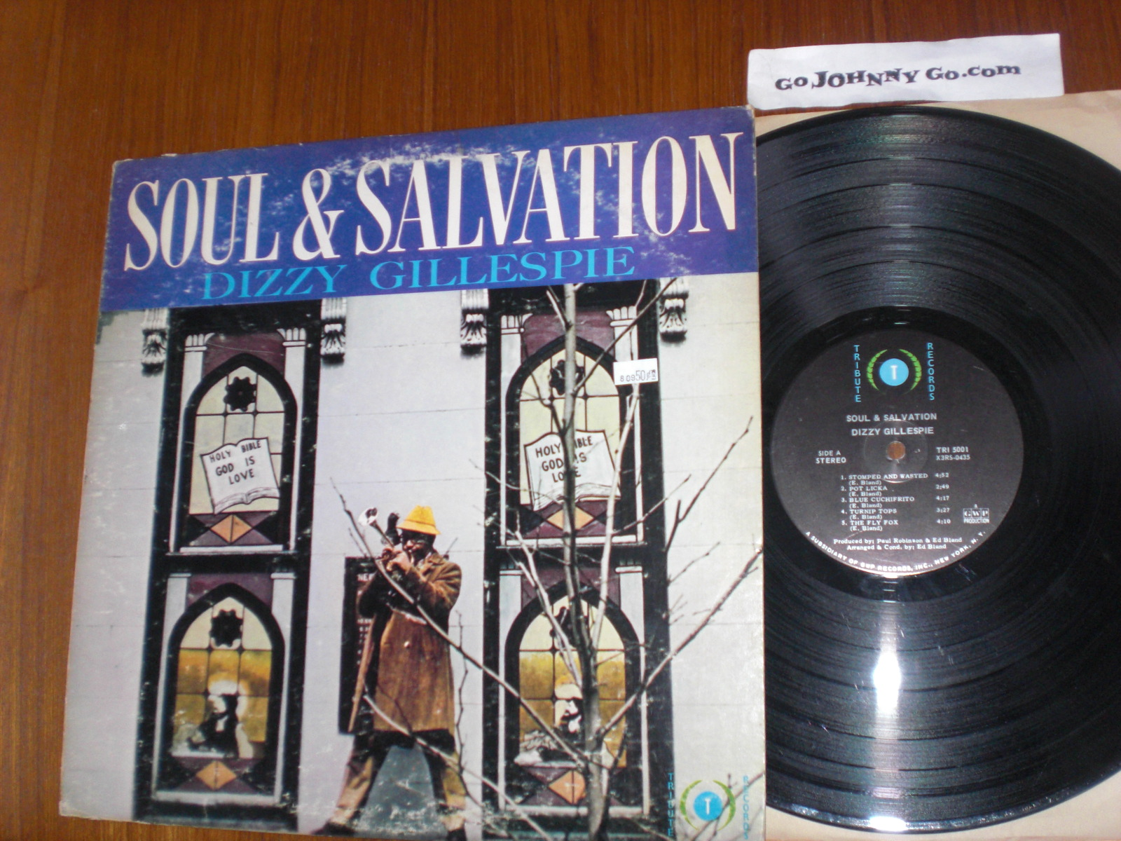 Soul And Salvation