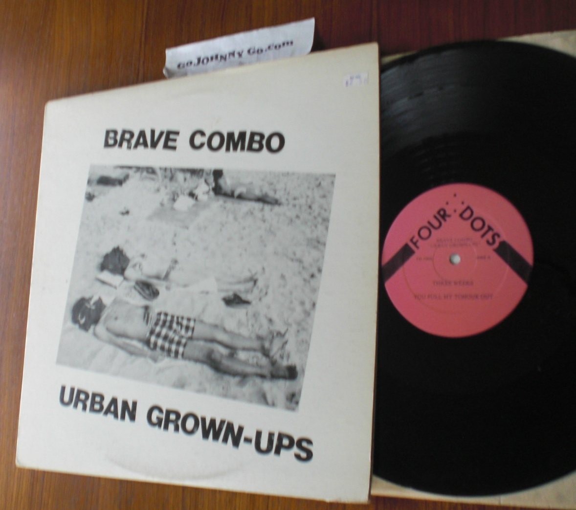 Brave Combo - Very Early Recordings