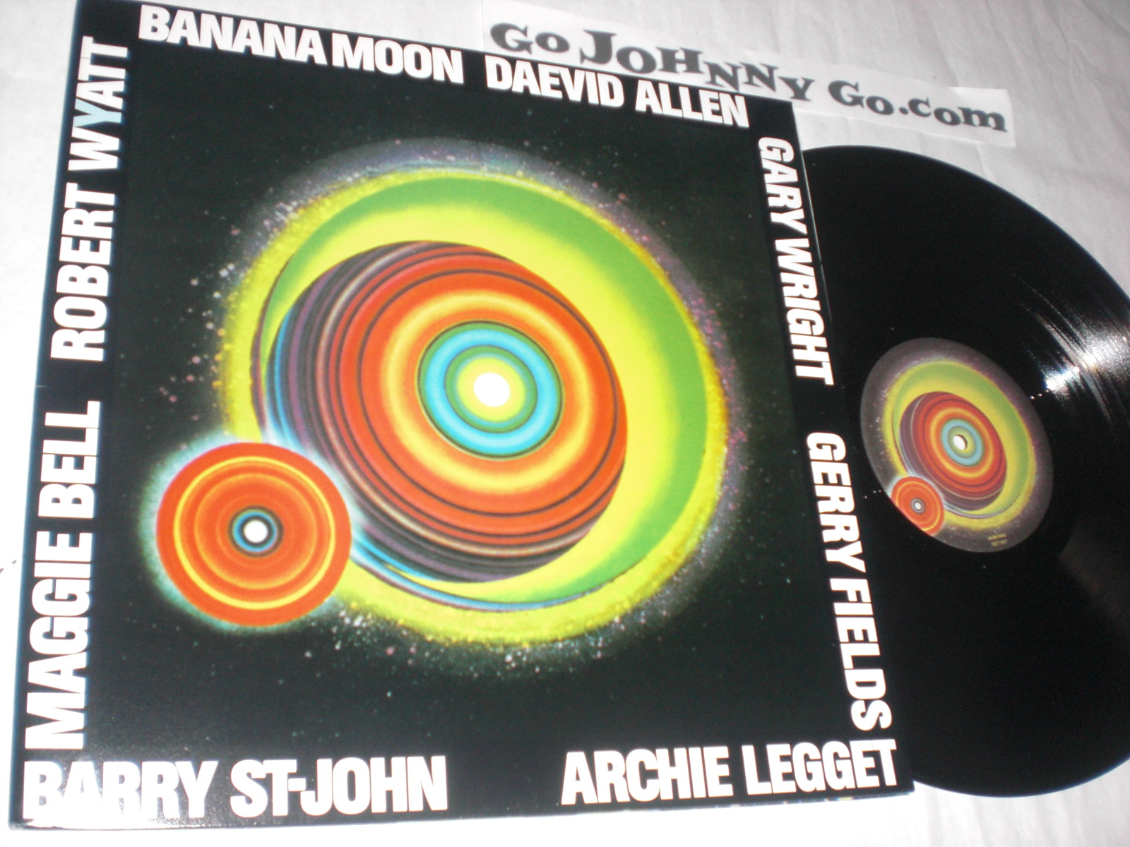 ALLEN, DAEVID - Banana Moon - 33T
