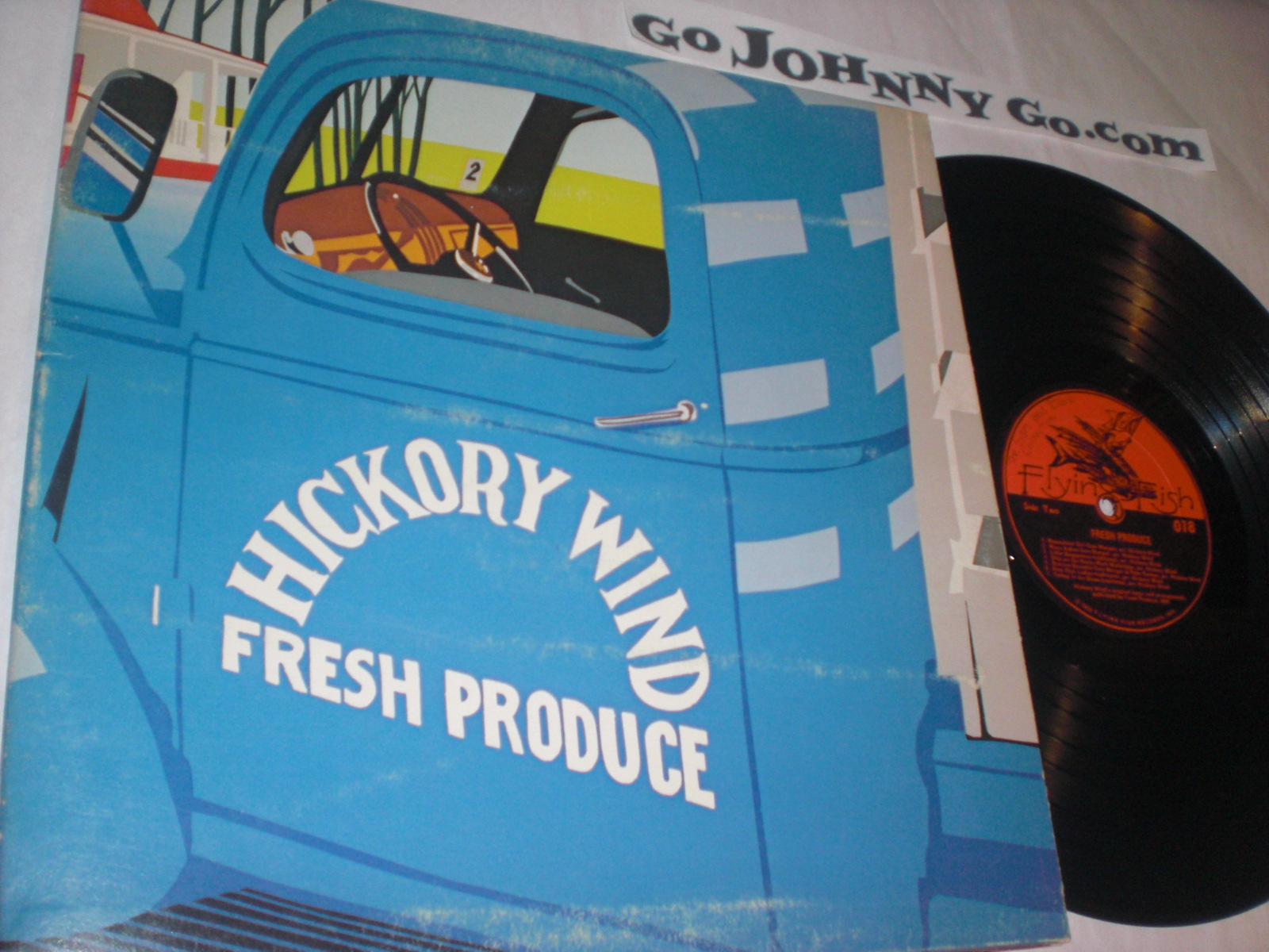 Hickory Wind - Fresh Produce Record