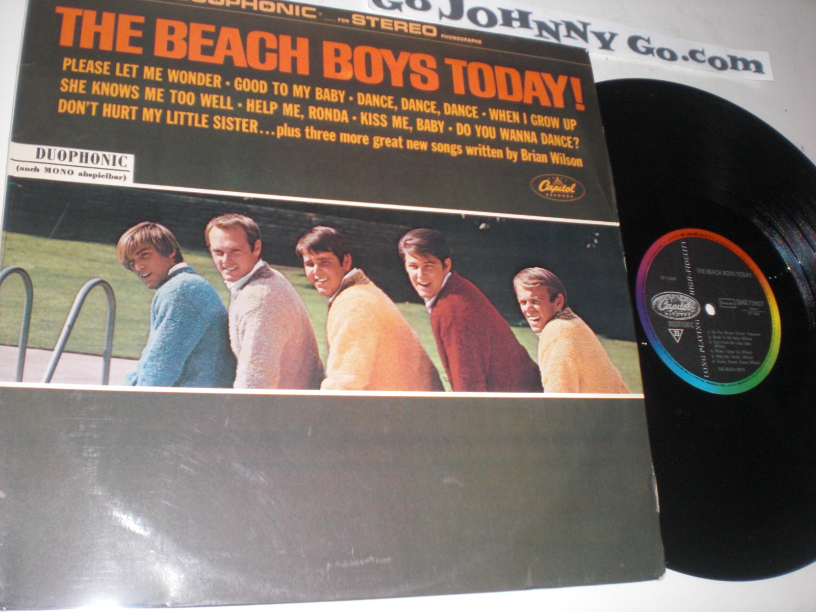 Beach Boys - Today! Album