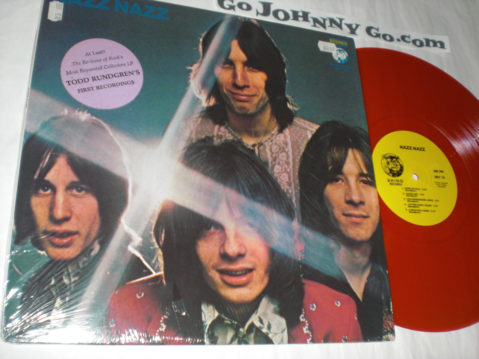 Nazz Nazz Nazz Records Vinyl And Cds Hard To Find And