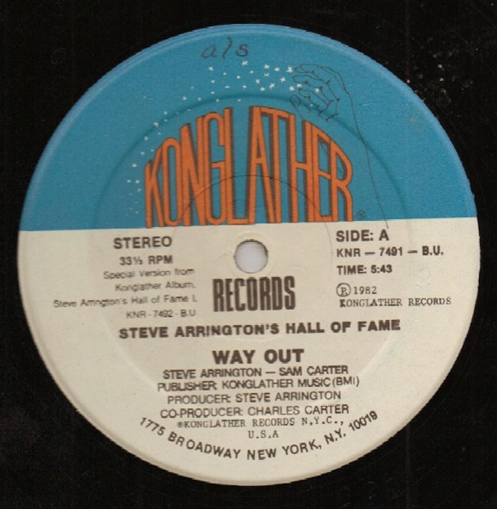 Steve Arringtons Hall Of Fame Nobody Can Be You