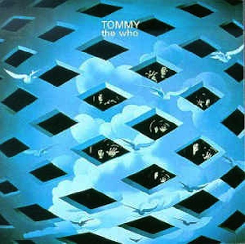 Who - Tommy LP